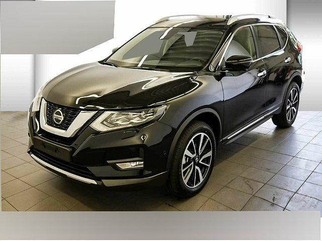 Nissan X-Trail - 1.7 dCi Tekna Navi Leder Panoramadach 7- LED e-Sitze Fernlichtass. El. Heckklappe