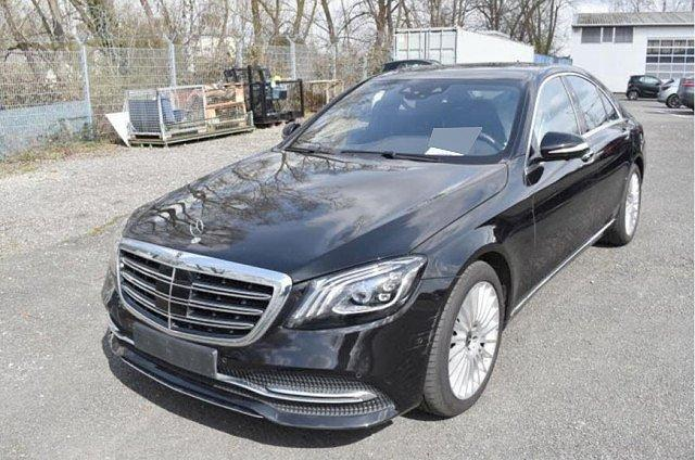 Mercedes-Benz S 560 - 4M Distronic+ Burmester MultibLED 360° Mem