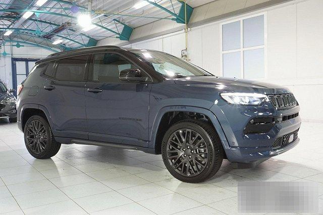 Jeep Compass - PLUG-IN HYBRID 4XE S MJ 2021