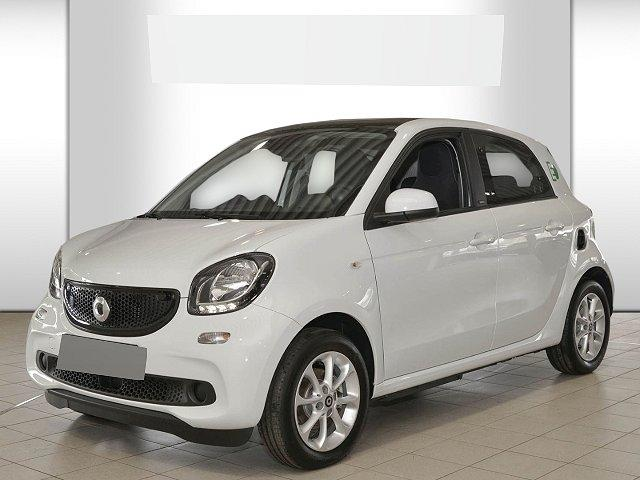 Smart forfour - electric EQ - Cool Media*SHZ*Panorama*Parktronic*Tempomat