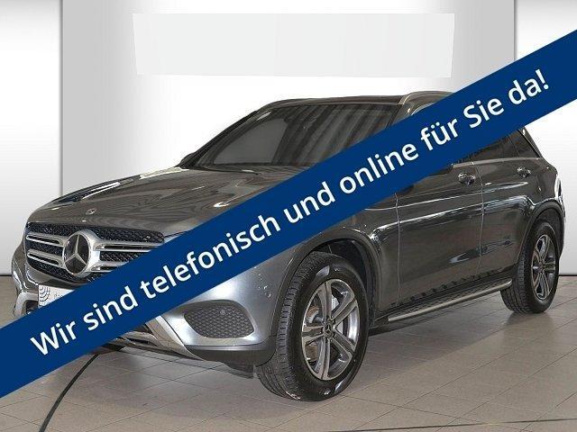 Mercedes-Benz GLC - 250 d 4Matic*Leder*LED*Navi*Keyless*Kurvenlicht*e-Sitze*ACC Parklenkass.