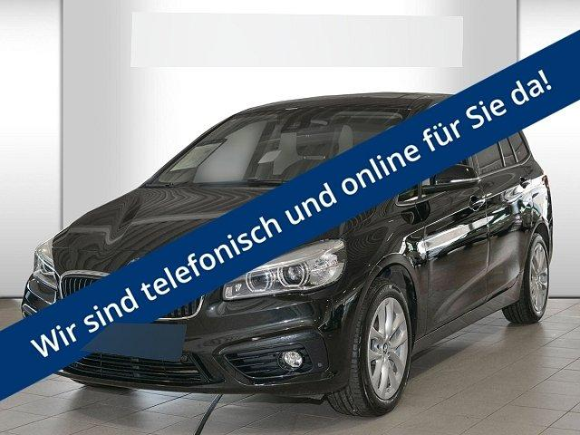 BMW 2er Gran Tourer - 218 xDrive Autom. Sport Line*7-Sitzer*Navi Plus*AHK*Kamera*Panorama*PDC*