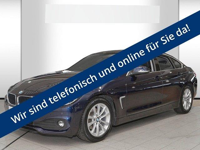 BMW 4er - Gran Coupe 420 d Advantage Navi Head-up Schiebedach PDCv+h