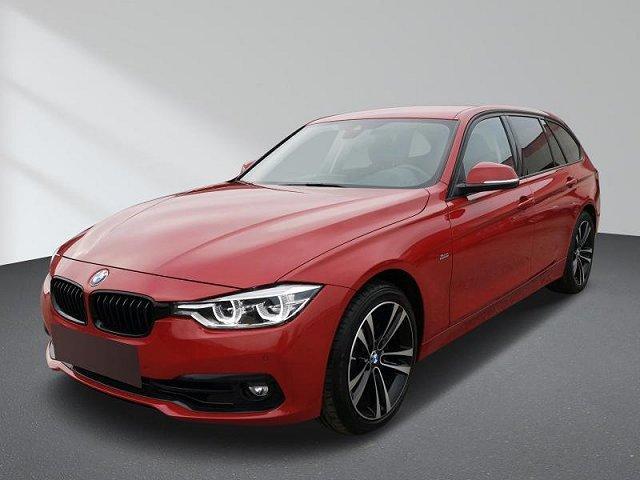 BMW 3er Touring - 325d Sport Line Innovationsp. Navi Prof. AHK