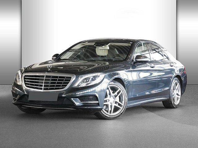 Mercedes-Benz S-Klasse - S 350 d 4M AMG Line Distr+ HUD Pano Splitv. 360°