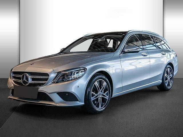Mercedes-Benz C-Klasse - C 180 T Avantgarde AHK Pano MultibLED Comand Kam