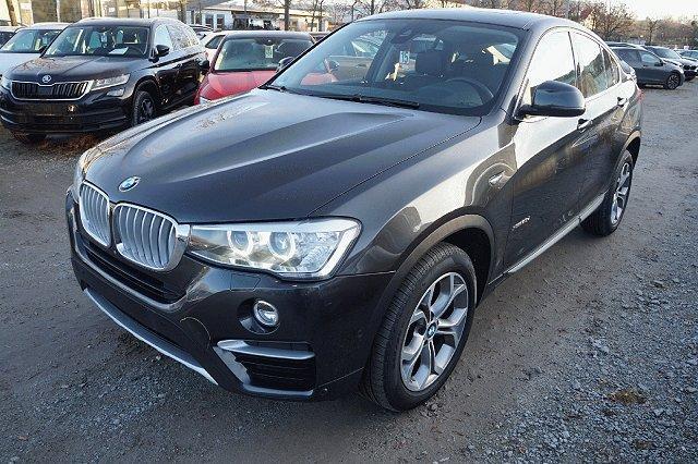 BMW X4 - xDrive30d xLine*Navi*HeadUp*Pano*Bi Xenon*