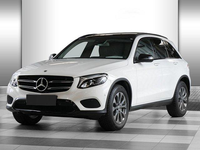 Mercedes-Benz GLC - 220 d Exclusive 4M AMG Int Night LED Pano Na