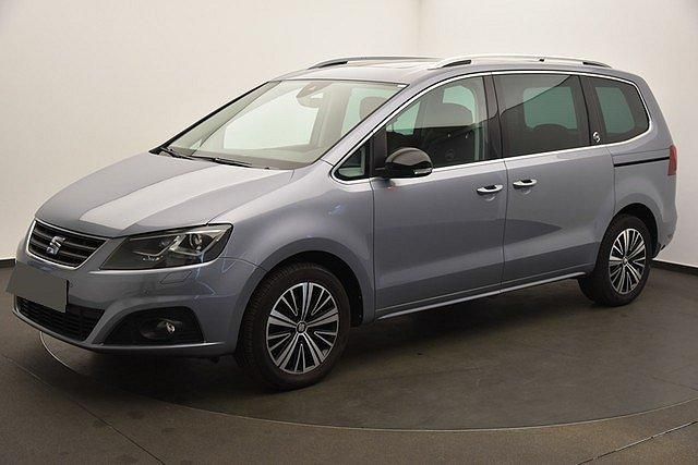 Seat Alhambra - 2.0 TDI DSG DCC/Pano/Standhzg