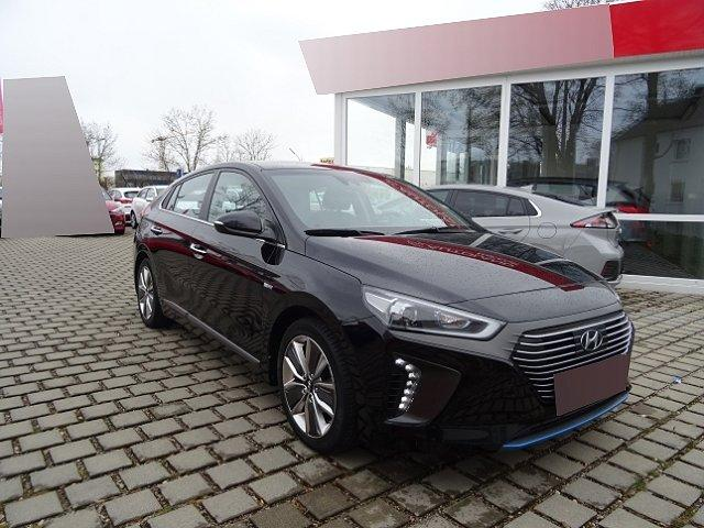 Hyundai IONIQ - Style Hybrid 1.6 GDI Navi Keyless ACC Rückfahrkam. Panorama LED-hinten LED-Tagfahrlicht