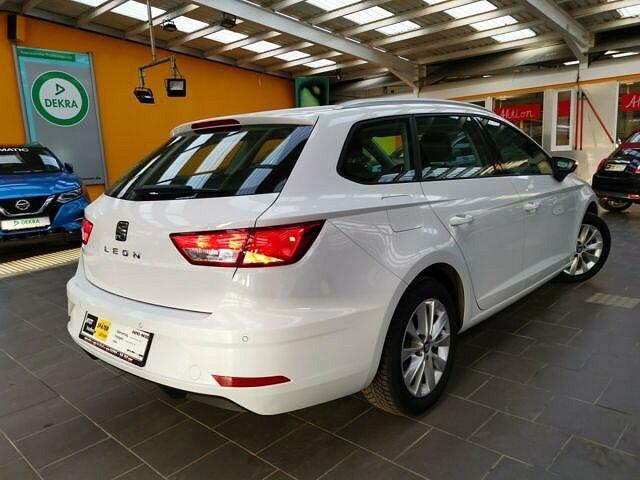 Seat Leon Sportstourer ST - 1,5 TSI Style Navi* Apple CarPlay SHZ...