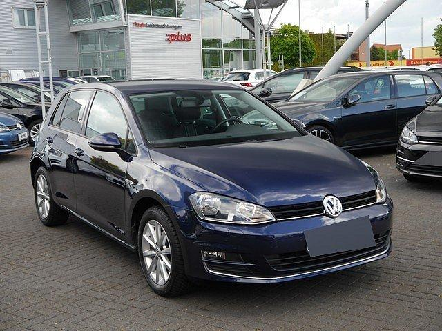 Volkswagen Golf - VII 1.4 TSI Lounge Sitzhzg. Comp. Media Clima
