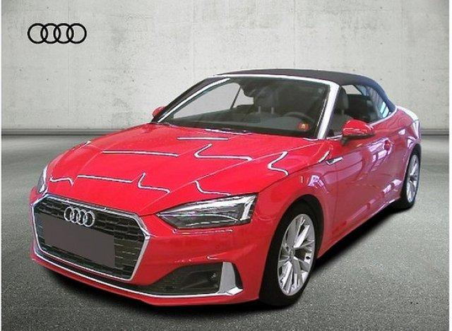 Audi A5 Cabriolet - 35 TDI S tronic Advanced Acantara AHK