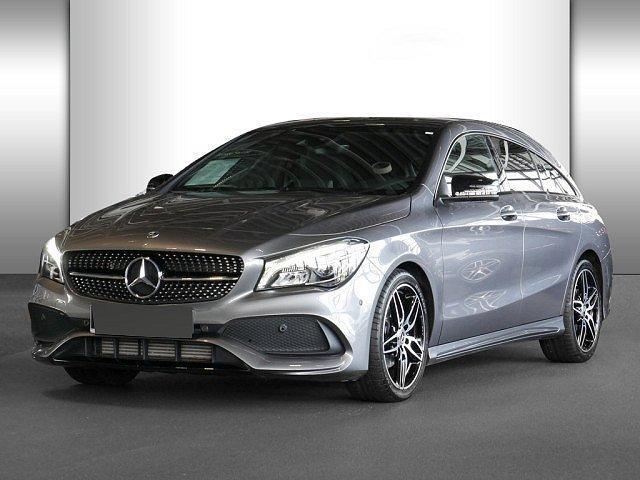 Mercedes-Benz CLA Shooting Brake - 200 SB AMG Line Night Pano Navi LED+ Spur-To