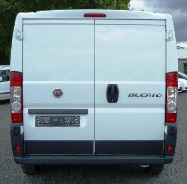 Fiat Ducato - L1H1 KaWa 28 Klima Allw Rdo Boden LR