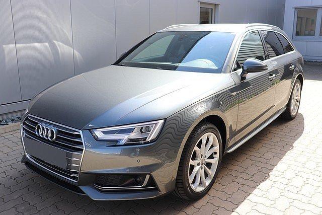 Audi A4 allroad quattro - Avant 2.0 TFSI g-tron S-tronic sport S-Line Nav