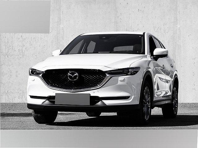 Mazda CX-5 - Sports-Line AWD 2.2 SKYACTIV-D 184 EU6d-T Sport-Plus-Paket Glasschiebedach