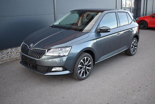 Skoda Fabia - 1.0TSI DRIVE 125 BEST OF LED*NAVI*SHZG*PDC