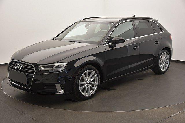 Audi A3 - Sportback 2.0 TDI Sport ACC/LED/Navi/Active Inf