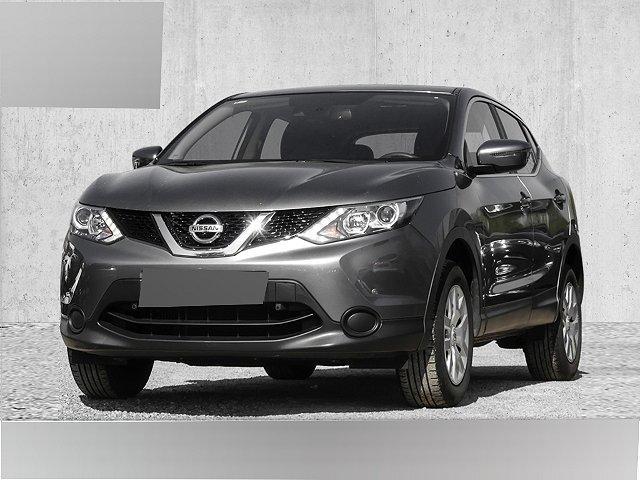 Nissan Qashqai - Visia 1.2 DIG-T PDCv+h LED-Tagfahrlicht Multif.Lenkrad RDC Klima Temp PDC CD