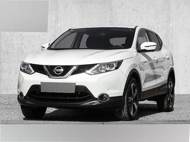 Nissan Qashqai - N-Connecta 1.6 DIG-T Navi Keyless Rückfahrkam. Fernlichtass. PDCv+h LED-Tagfahrlicht