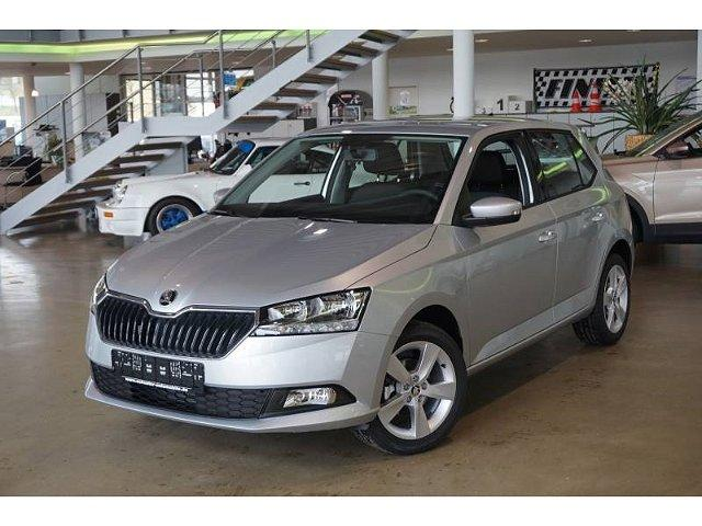 Skoda Fabia - Cool Plus 1.0 TSI PDC SHZ BT-Freisprech