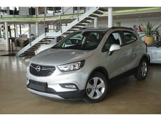 Opel Mokka X - Edition 1.4 Turbo Navi Klimaaut Tempomat