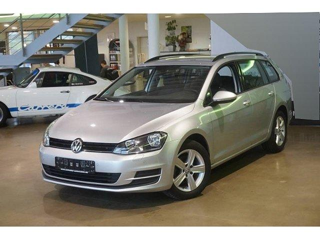 Volkswagen Golf Variant - Comfortline 2.0TDI Navi SHZ Tempomat