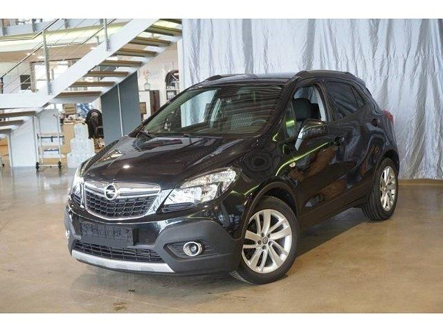 Opel Mokka - Edition 1.4 Turbo Klimaautom. SHZ Tempomat