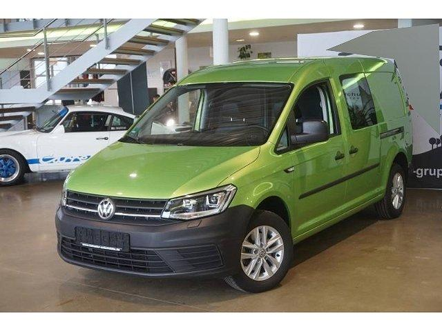 Volkswagen Caddy Maxi - Kasten 2.0TDI DSG Navi ACC AHK Bi-Xenon