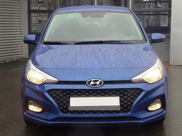 Hyundai i20 - Trend T-GDI +SITZHEIZUNG+LENKRAD BEHEIZT+SPU