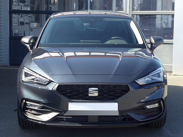 Seat Leon - FR NEUES MODELL eTSI Mild-Hybrid DSG +17 ZO