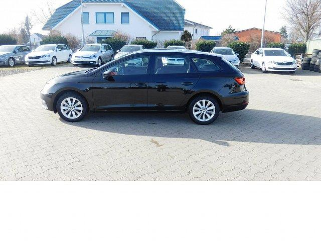 Seat Leon Sportstourer ST - 1.5 Kombi Style BMT TSI Klima Radio Alu