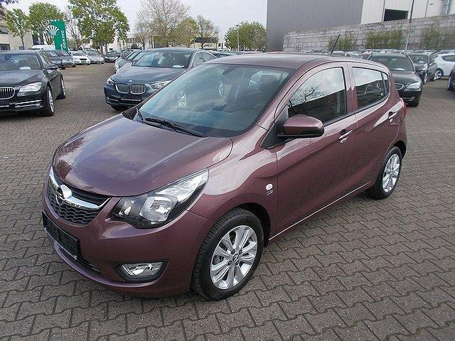 Opel Karl - Edition 120 Jahre Klima Aluf. PDC Tempomat