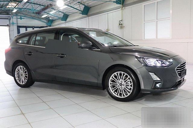 Ford Focus Turnier - 1,5 ECOBOOST MJ2020 TITANIUM NAVI WINTER-PAKET LM17