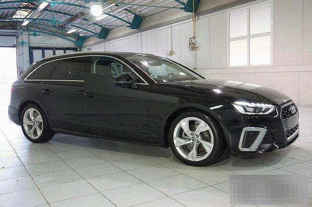 Audi A4 Avant - 35 TFSI S-TRONIC S-LINE NAVI LED LM18