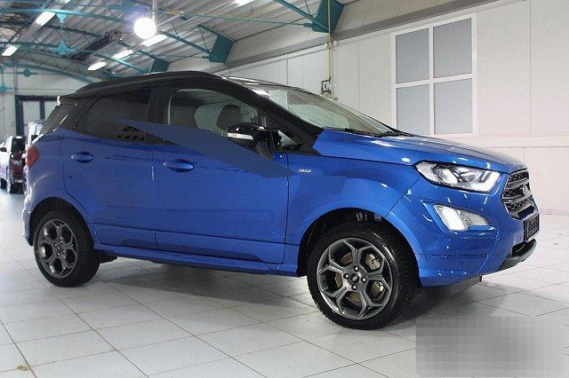 Ford EcoSport - 1,5 ECOBLUE MJ2020 ST-LINE NAVI BO LM17
