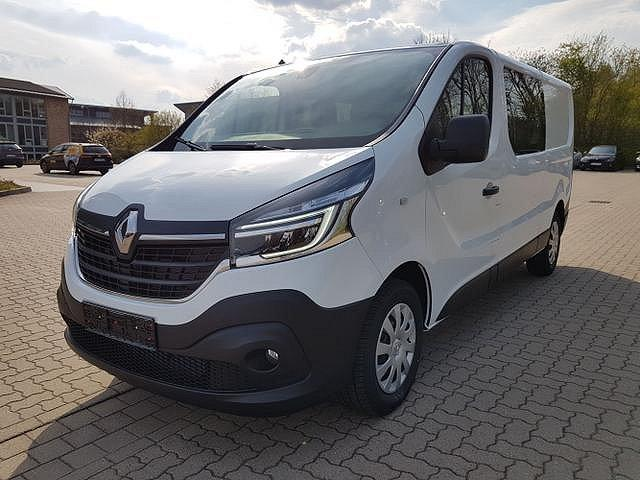 Renault Trafic - Kastenwagen Doka L2H1 LED/KAMERA/NAVI/SHZ ENERG...