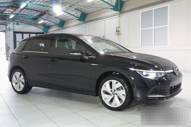 Volkswagen Golf - VIII 1,5 TSI 5T STYLE NAVI IQ-LED ERGO-ACTIVE LM17