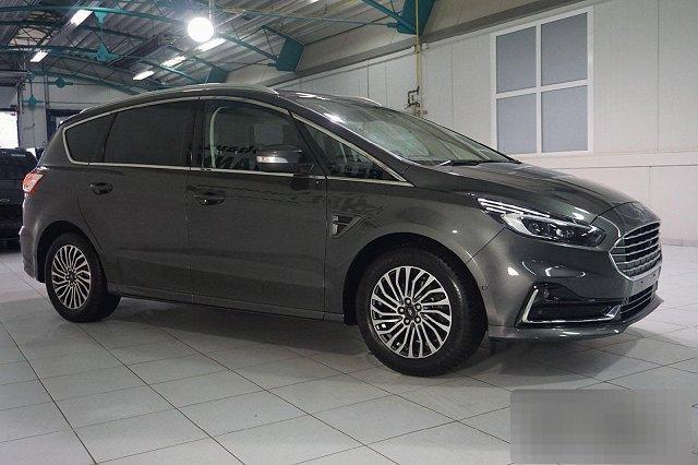 Ford S-MAX - 2,0 ECOBLUE AUTO. TITANIUM 7-SITZER NAVI LED SOUND LM17