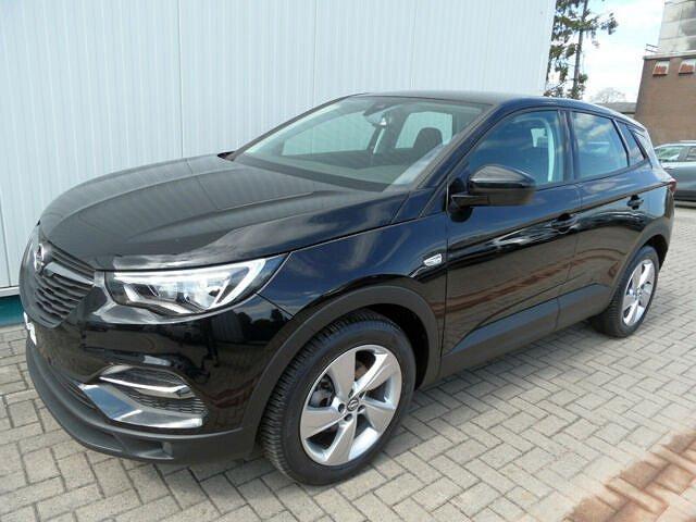 Opel Grandland X - 1,2 Edition+Navi+Kamera+DAB+Alu-18