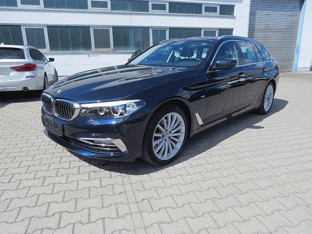 BMW 5er Touring - 520 i Luxury Line*Navi*Leder*HeadUp*Pano