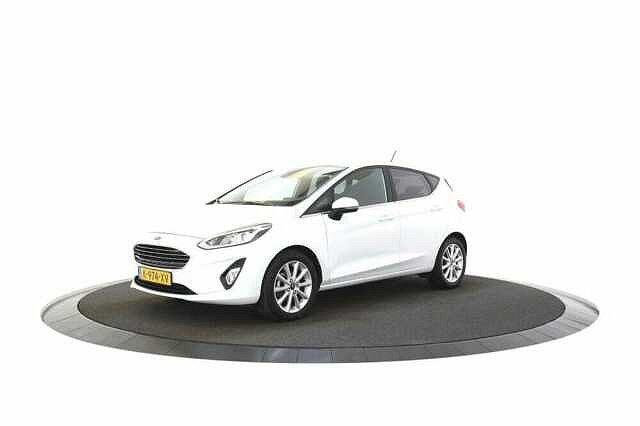 Ford Fiesta - 1.0 Ecoboost 95PK Titanium
