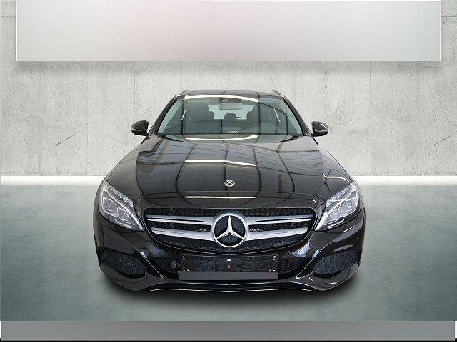 Mercedes-Benz C-Klasse - C 200 T Avantgarde LED*AHK*NAVI*SITZHEIZUNG*ALU