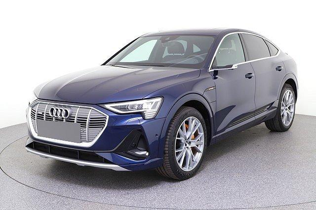 Audi e-tron - Sportback 50 Q S line Bafa fähig CCS Pano M