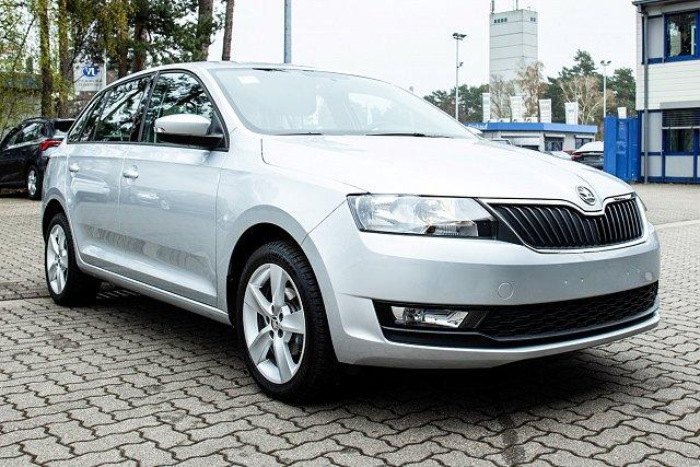Skoda Rapid Spaceback - 1.0TSI COOL EDITION *+PDC+KLIMA*