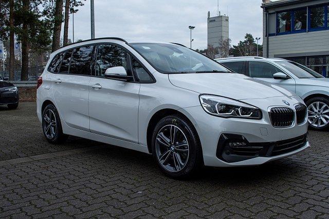 BMW 2er Gran Tourer - 216 *SPORT LINE*/SHZ/AHK/KAM/UPE:42