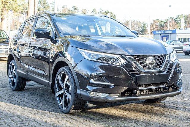 Nissan Qashqai - *TEKNA*1.3 DIG-T*DCT*VOLL*OHNE KM*