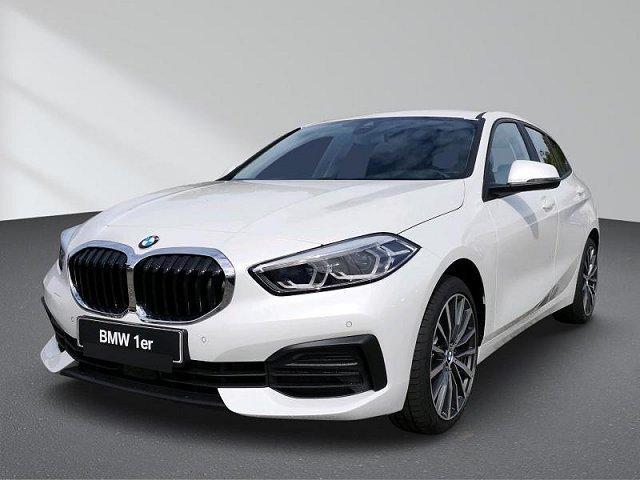 BMW 1er - 118d 5-Türer Aut Advantage BusinessProf Comfort