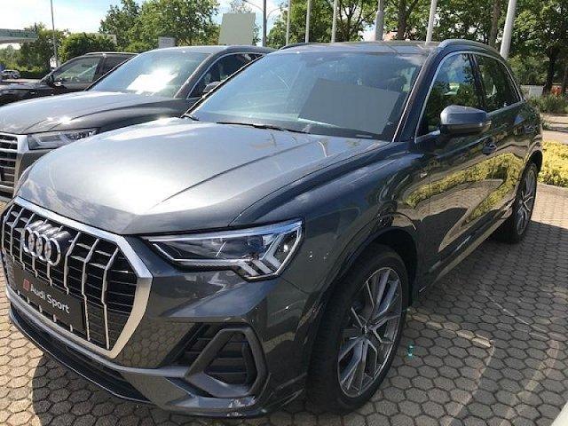 Audi Q3 - 35 TFSI S tronic line LED/AHK/Leder/Assist